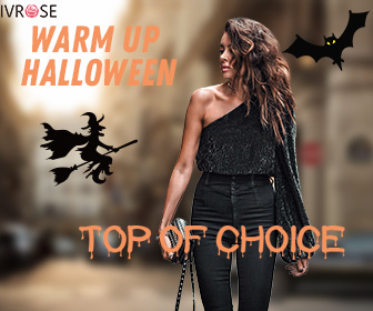 WARM UP HALLOWEEN PARTY PROMOTION, UP TO BUY 3 GET 15% OFF