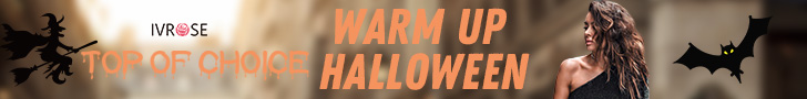 WARM UP HALLOWEEN PROMOTION, UP TO BUY 3 GET 15% OFF