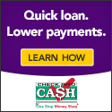 Quick loan. Lower payments. Learn How.
