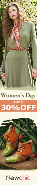 Women's Day Up to 40% off Women Fashion