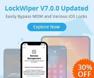 iMyFone LockWiper V7.0.0 Updated