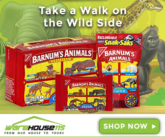 Barnums Animals Crackers