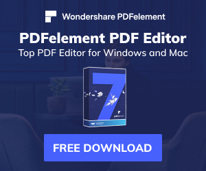 PDFelement - The best alternative to Adobe Acrobat