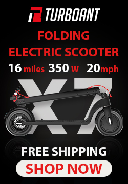 TURBOANT X7 Folding Electric Scooter