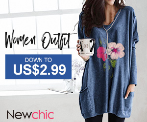 Women Outfit - Down To $2.99