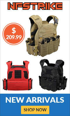 Nfstrike New Arrivals - Plate carrier