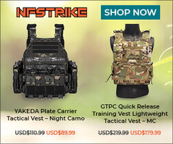 Tactical Vest - Nfstrike