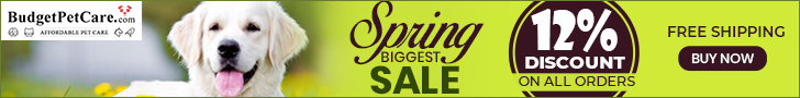 Spring Biggest Sale BudgetPetCare 4