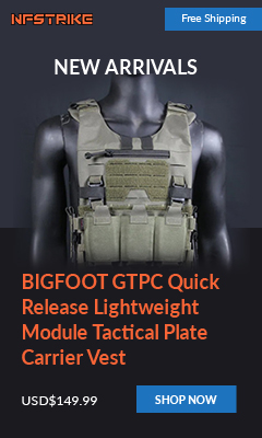 BIGFOOT GTPC Quick Release Tactical Plate Carrier