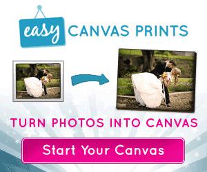 photos to canvas