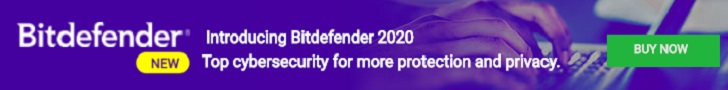 Bitdefender 2020 728x90