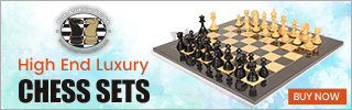 High-end Luxury Chess Sets