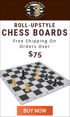 Roll-up Style Chess Boards