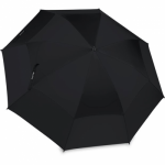 Bag Boy Manual Wind Vent Umbrella Black